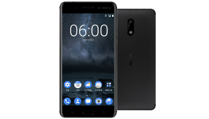 Nokia marks comeback with 4GB RAM, 64GB ROM Android smartphone
