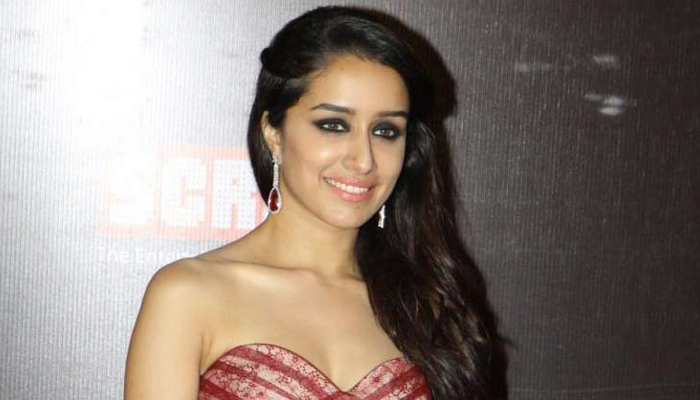 Shraddha Kapoor felicitated with youth icon tag at IFFI