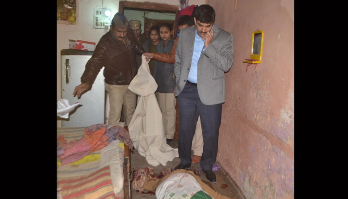 SP leader found dead with slit throat in Kanpur