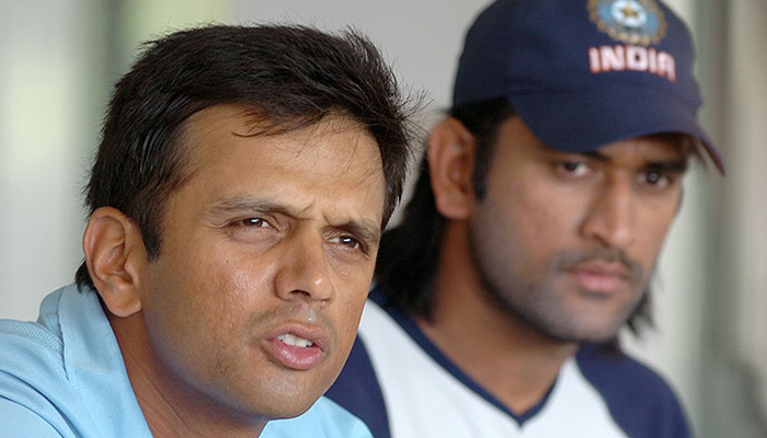 Dhoni's decision right if he retires before World Cup: Dravid