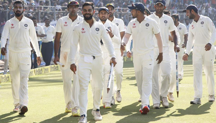 Indian Cricket team for one-off Bangladesh Test announced