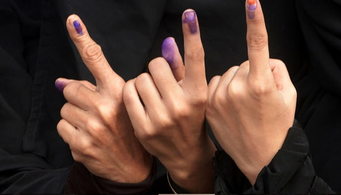 Noticeable rise in female participation in poll process