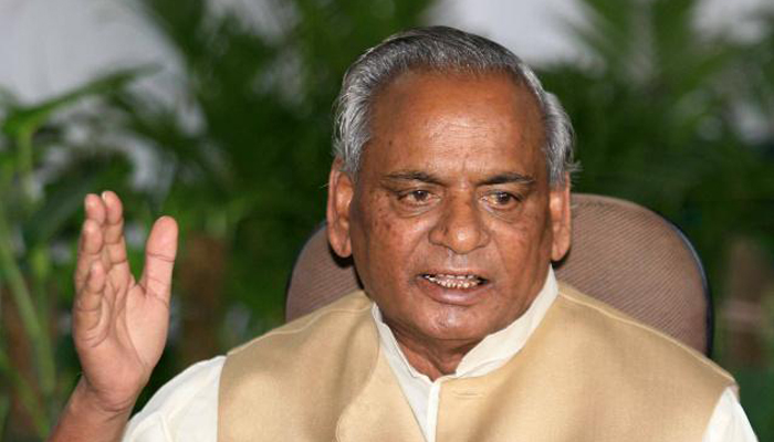 SP moves EC against Kalyan Singh for campaigning in favour of BJP