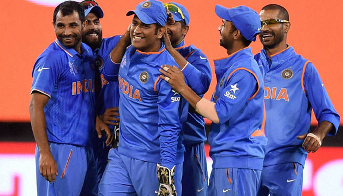 Remembering MS Dhoni's swansong as captain in all formats