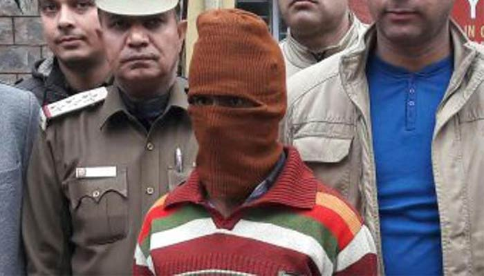 Father of five arrested for assaulting over 100 girls in New Delhi
