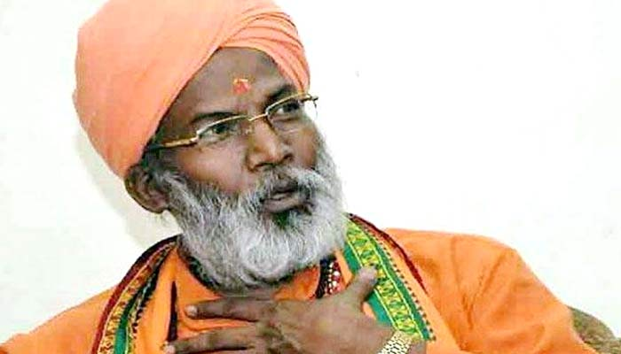 Police complaint against Sakshi Maharaj over controversial remark