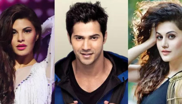 Judwaa 2 :The first look of Varun Dhawan starrer is out...!