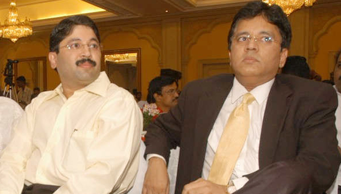 ED moves SC against release of Maran brothers in Aircel-Maxis case