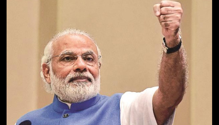 Modi has won the semi-final, may face final with greater ease