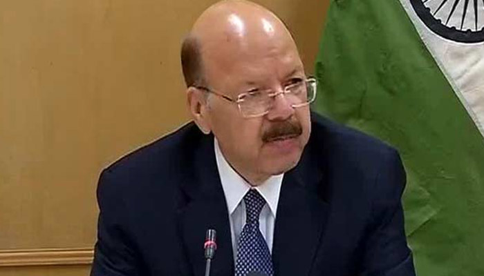 CEC on a two day visit to Lucknow to review poll preparedness of UP