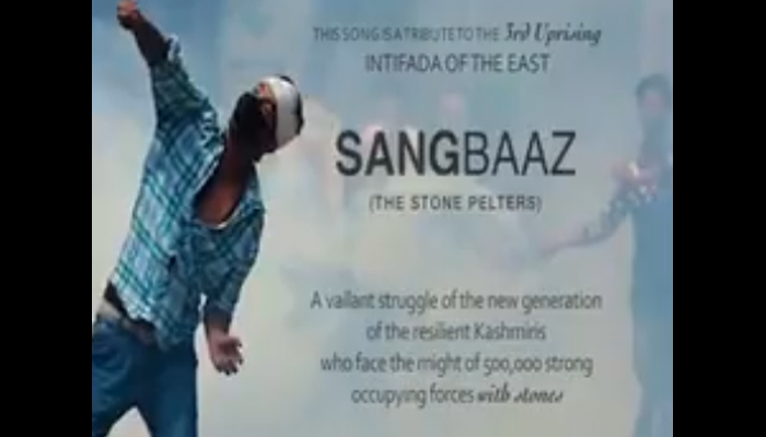 Defiant Pak Army releases Sangbaaz song to glorify stone pelters in Kashmir