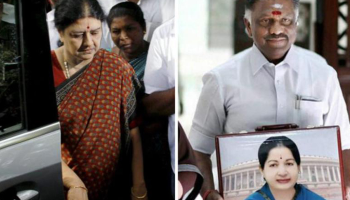 OPS gathers support of five more MLAs; Sasikala threatens protest
