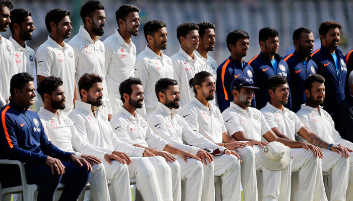 India names unchanged squad for first two Tests against Australia