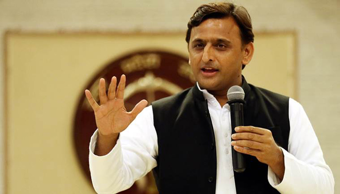 Akhilesh laughs away Hindu migration issue of Kairana in West UP