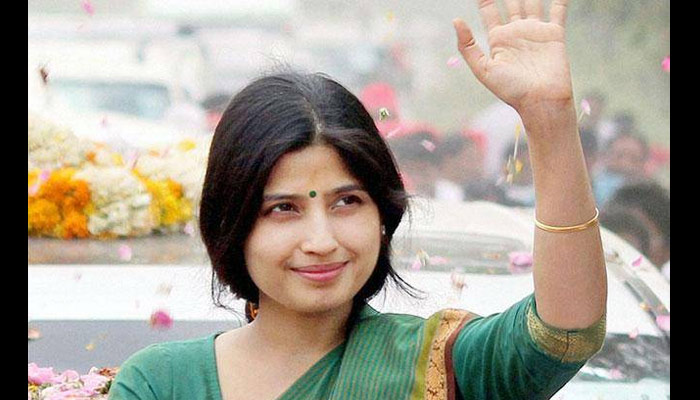 BJP and BSP are trying to defame Samajwadi party, says Dimple Yadav