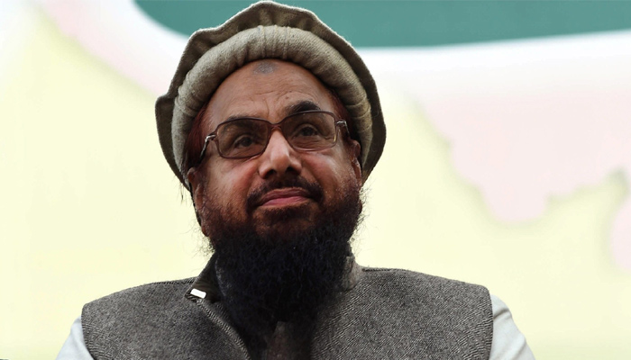 Hafiz Saeed asks Pak government to permit him to leave the country