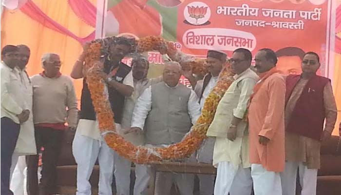 SP government in UP is known more for misdeeds, says Kalraj Mishra