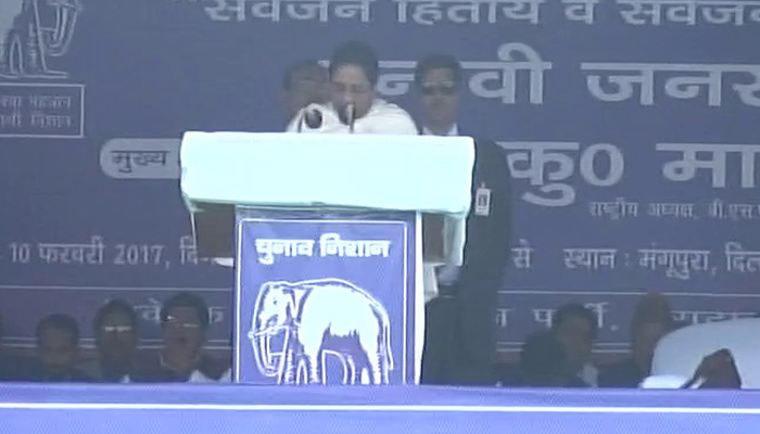 Why has Mayawati made no-truck with BJP statement at this stage?
