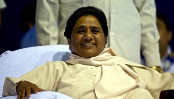 No one will migrate if BSP comes to power, promises Mayawati