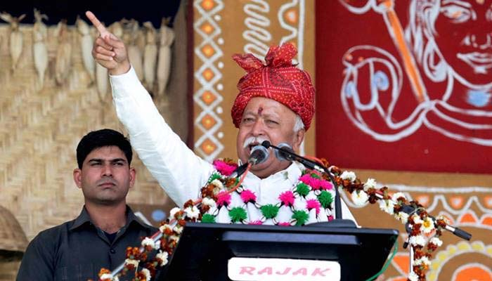 Mohan Bhagwat courts controversy; says Muslims are Hindu by nationality