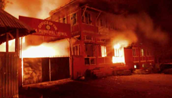 Nagaland violence continues, section 144 imposed in the state
