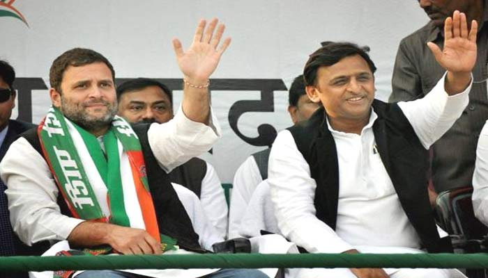 PM Modi is scared of my friendship with Akhilesh: Rahul Gandhi