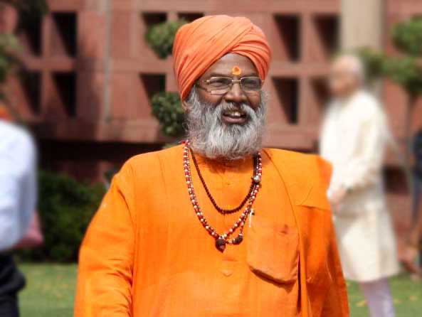 We dont need Kabristans, Sakshi Maharaj strokes another controversy
