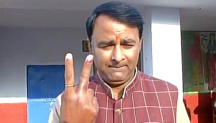 Brother of BJP leader Sangeet Som arrested for carrying pistol to polling booth