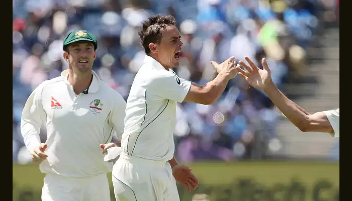 India faces humiliating defeat at the hands of Australia in the 1st Test match