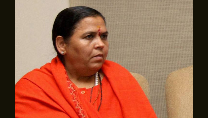 BJP made a mistake by not fielding any Muslim candidate: Uma Bharti