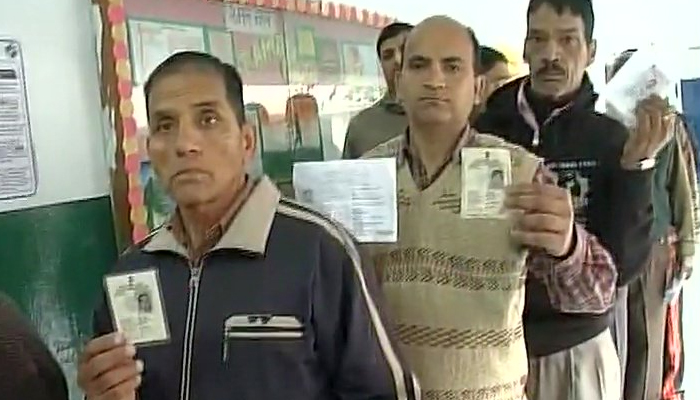 Polling ends, about 68 per cent voter turnout recorded in Uttarakhand