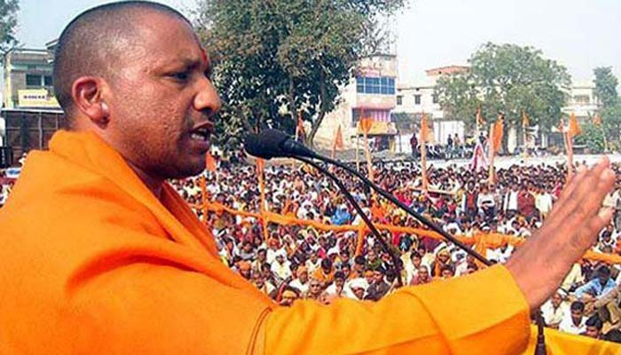 Adityanath compares UP with Draupadi; urges people to break silence