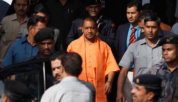 Speculations in political circles as CM Yogi Adityanath decides to visit Ayodhya