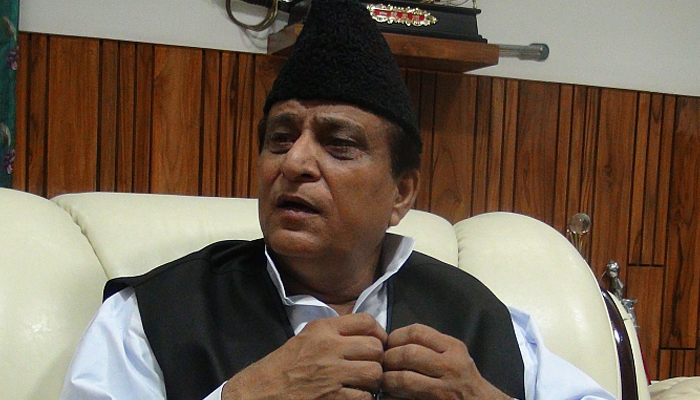 Azam Khan booked for making derogatory remarks against Indian Army