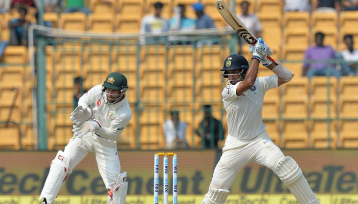 Ind vs Aus, Day 3: India continues to fight to save the match