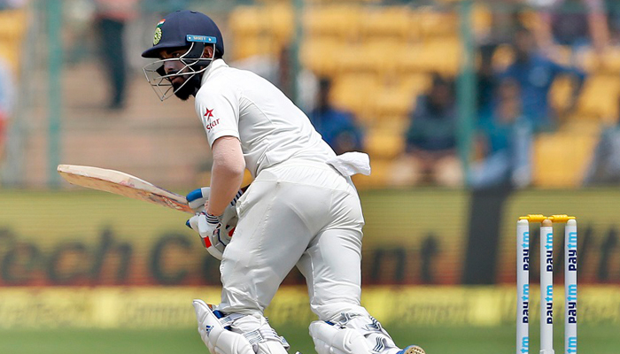 INDvsAUS: India 120/1 after Smith show brings Australia to 451