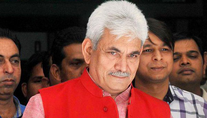 Manoj Sinha leads in the race for UP Chief Minister post