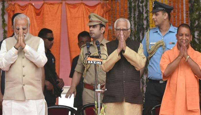 With great power, comes great responsibility, Ram Naik to UP govt
