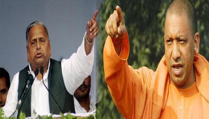 UP Polls 2017: Sixth phase match between Mulayam and Adityanath, campaign ends