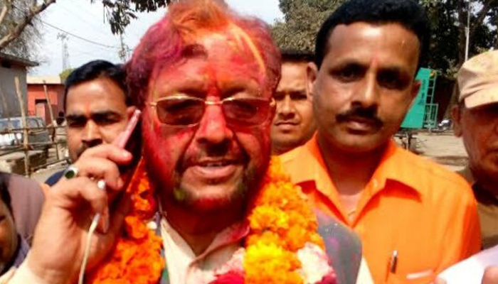 Is Suresh Khanna the dark horse for CM post in UP