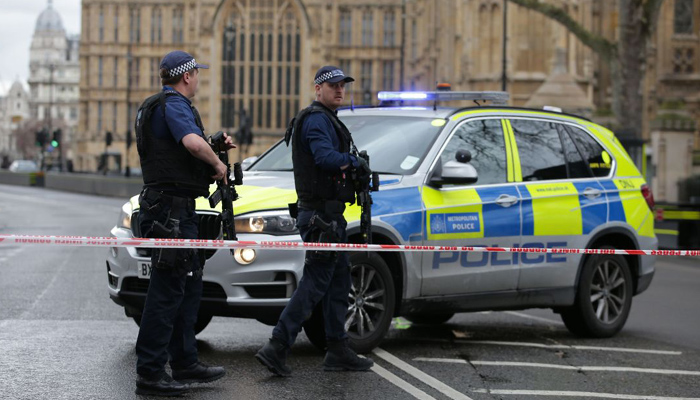 UK Parliament shooting: Death toll rises to five, 40 injured