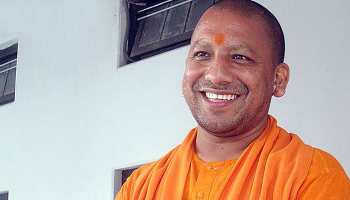 UP CM distributes portfolios to newly inducted ministers
