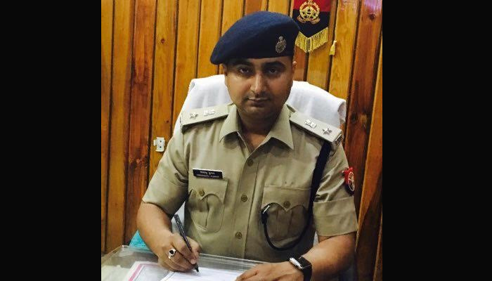 An IPS officer of UP alleges of DGP office pressure for caste-biased action