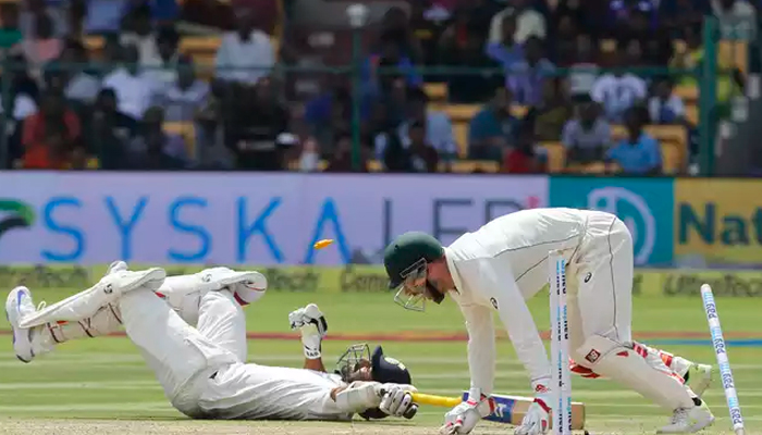 IndvsAus: Another lacklustre batting performance puts India at backfoot
