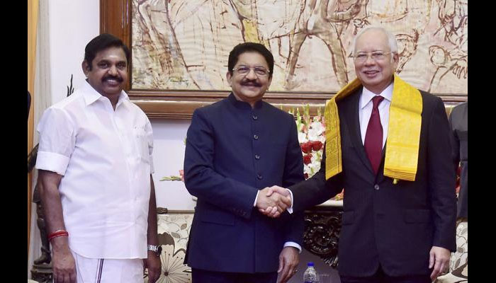 Malaysian PM on 5 day visit to India, projects worth $5 billion to be discussed