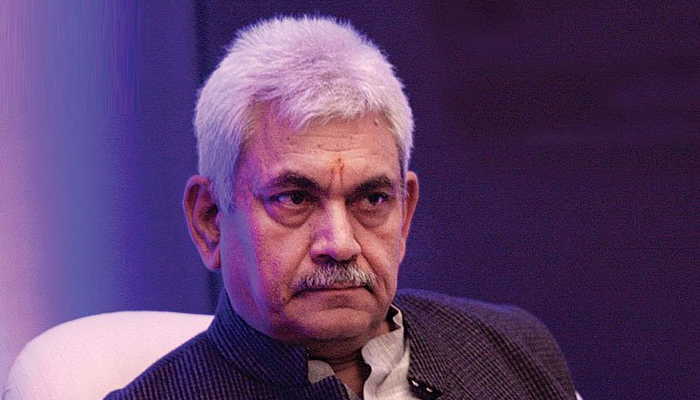 Telecom Minister Manoj Sinha denies to be in the race for UP CM