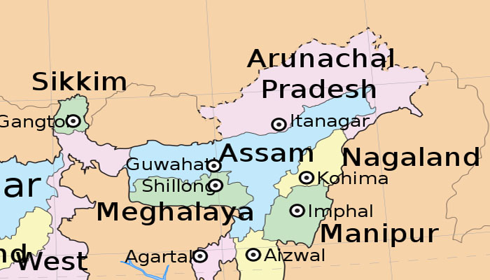 BJP eyes two more states in the north-east after winning three