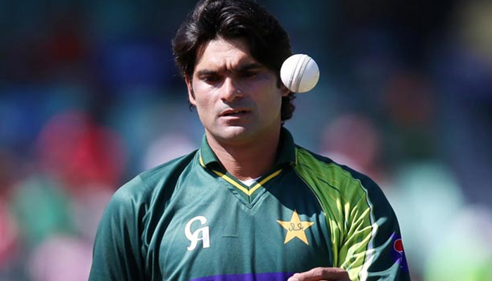 PCB suspends pacer Mohd Irfan in spot fixing case