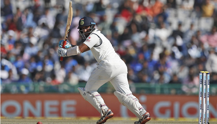 IndvsAus, 3rd Test: Pujaras ton leads Indian fightback