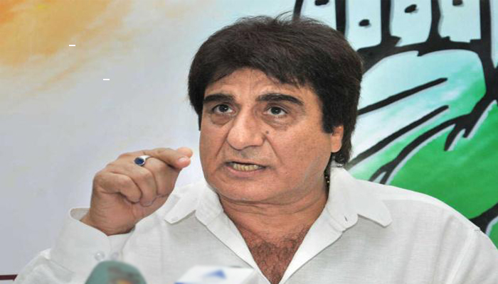 UP Polls: Raj Babbar takes responsibility of the loss, offers resignation